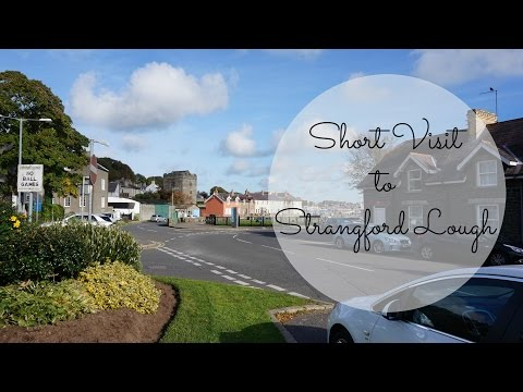 Trip to Strangford Lough (Castle Ward - Game of Thrones, The Cuan)