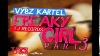 Freaky Man (Kartel Freaky Gal Pt.3 Female Version) - Dec 2012