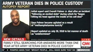 Army Veteran Dies In Police Custody!