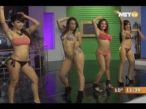 Edecanes Concurso de Bikinis Parte 3 - Candidmix