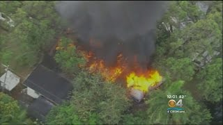 RV Packed With Propane, Ammo Goes Up In Flames