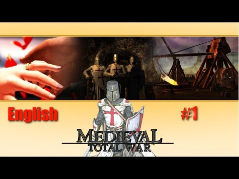 Medieval: Total War English Campaign #1 ~ Securing Wales!