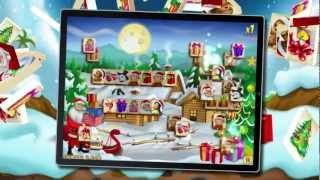 Mahjong Worlds Christmas 2012 | FREE game for iPhone & iPad by Zariba