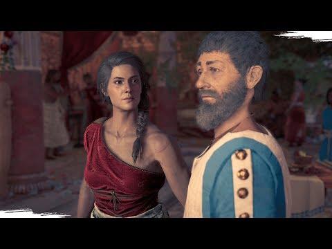 ASSASSIN'S CREED ODYSSEY #28 - Um Encontro Tóxico! (Gameplay em Português PT-BR)