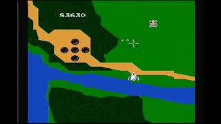 Xevious (NES) Playthrough