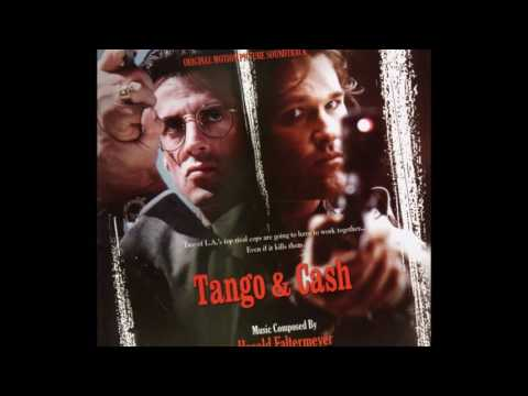 Tango & Cash (OST) - Stake Out, Set Up Switching Tapes