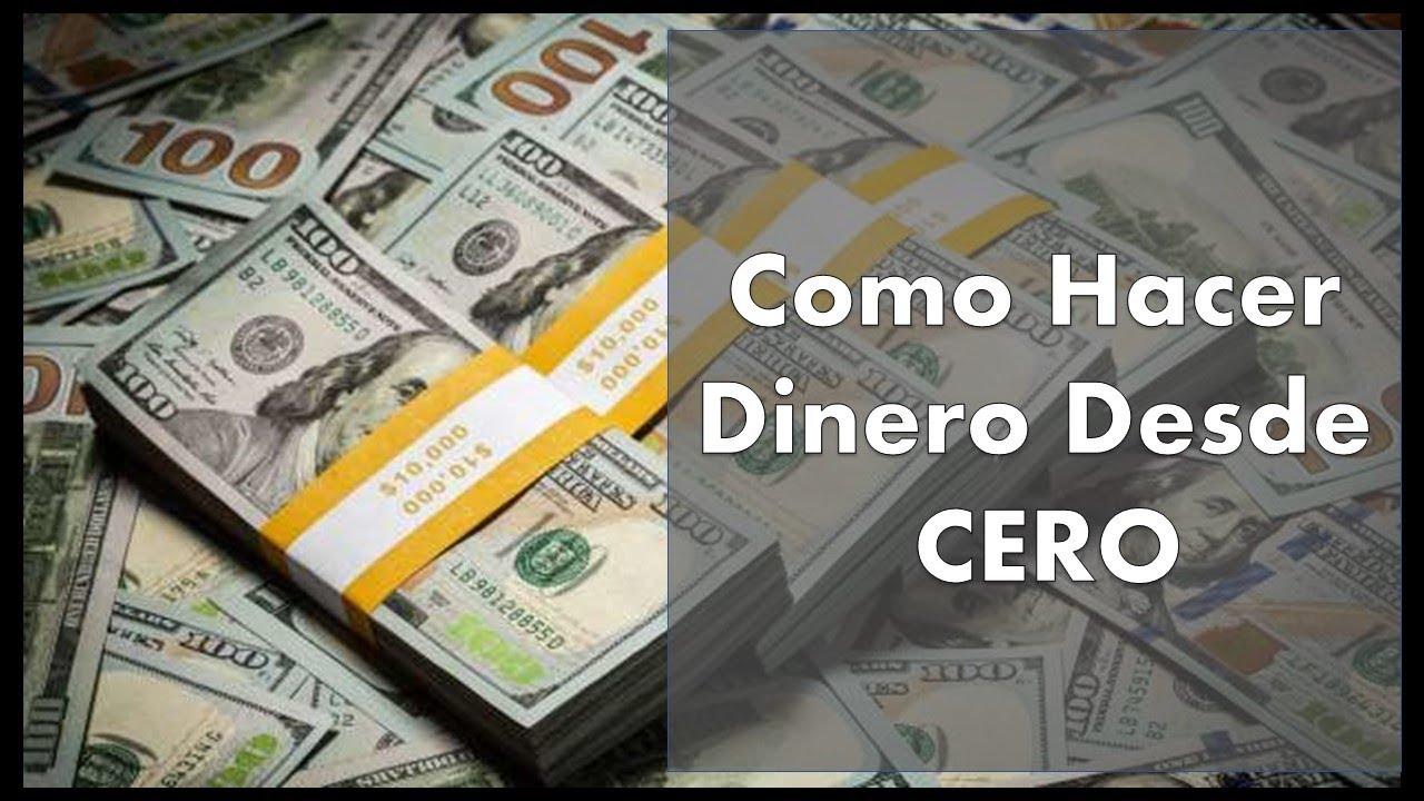 31.- Como Hacer Dinero Desde Cero | Coaching De Abundancia