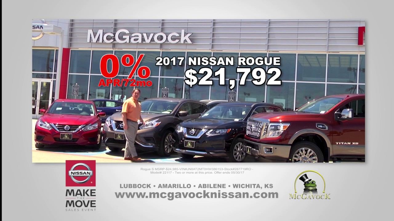 McGavock MakeThe Move To McGavock Nissan