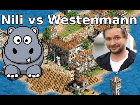 German AoE2 Nili vs Marco/Westenmann von Rocket Beans - Deutsch