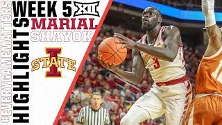 Marial Shayok | Cyclones Senior Leader