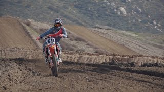 Racer X test rider David Pingree takes us through the all new 2019 ...