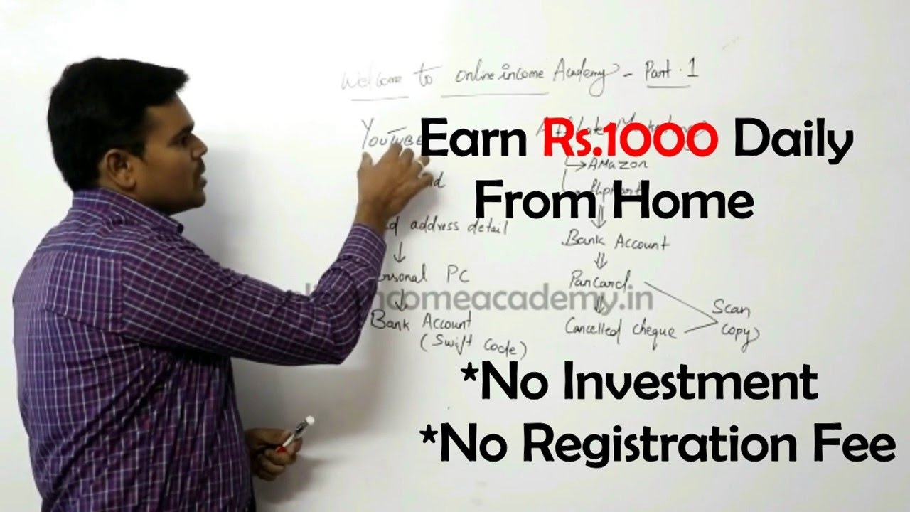 home based online jobs without investment in chennai tamilnadu