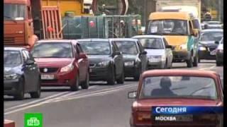 Смотреть видео Мэр Москвы Сергей Собянин борется с пробками онлайн
