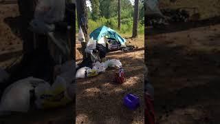 озеро Волго июнь 2018 , отдых и рыбалка ч 4