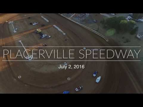 Placerville speedway hardtops