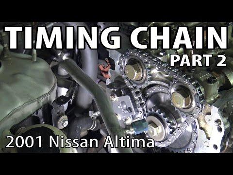 1999 Nissan Altima Timing Tips Part 1 Doovi