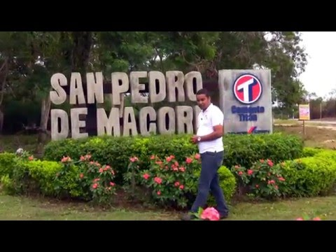 REPORTAJE SAN PEDRO DE MACORIS HD 2015  ANEPA FILMS