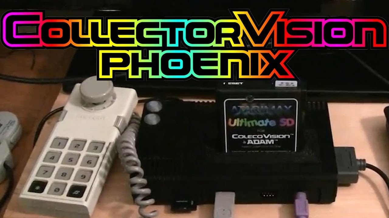CollectorVision Phoenix Early Access Systems Pre-Order