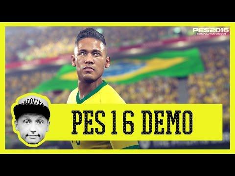 PES 2016 Demo (PS4) angespielt: Brazil vs France (Deutsch/German) // Tomy Hawk TV