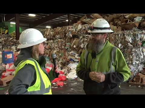 Garbage, Recyclables, and everything in between - Revolve Earth-friendly Recycling