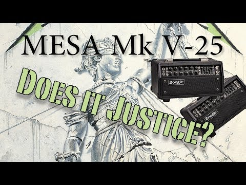 Mesa Mk V-25 - Does It Justice?