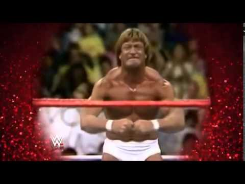 WWF/WWE Mr. Wonderful Paul Orndorff Custom Titantron 2014