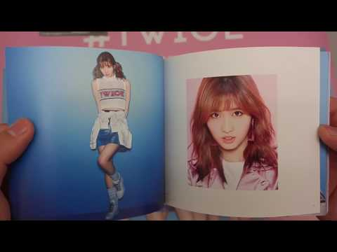 Thumbnail: TWICE JAPAN DEBUT BEST ALBUM UNBOXING
