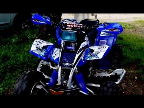 Quad transformation : Yamaha 200 Blaster (HD)