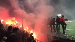 Silvester äh Hamburg away in Darmstadt