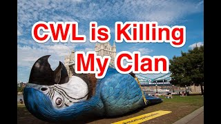 Clash of Clans, CWL is killing my clan, Dead Parrots divides into 3 different clans for CWL