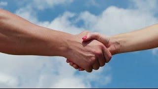 Chris De Burgh  - The Hands of  Man (Music Video)