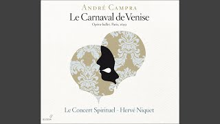 Le carnaval de Venise: Act II Scene 7: Je me suis fait trop longtems violence (Rodolfo)