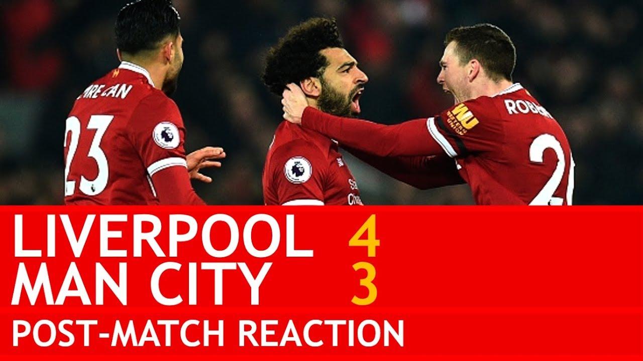 Image Result For Liverpool Vs Man City Highlights Download