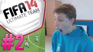 FIFA 14 - PROVING IM NOT BAD - LUCKIEST GOAL EVER