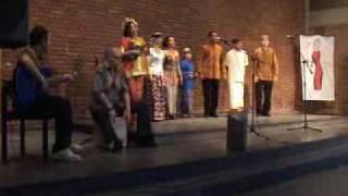 Nusantara Vocal Group-Kambanglah Bungo