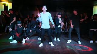 DJ Khaled - Gold Slugs feat. Chris Brown, August Alsina & Fetty Wap   Choreography by Michael