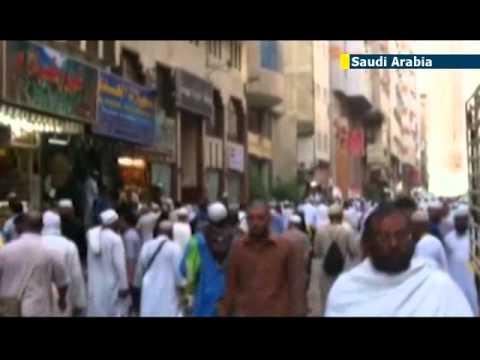 Obama in Arabia: US President meets Saudi King Abdullah in bid to ease tensions