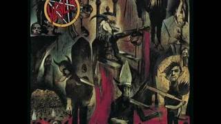 Slayer - Angel Of Death (Lyrics)