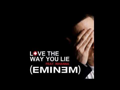 Eminem - Love The Way You Lie Feat Rihanna (Download/Lyrics/HQ)
