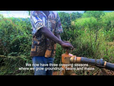 Sustainable Energy for improved Food security in Zimbabwe