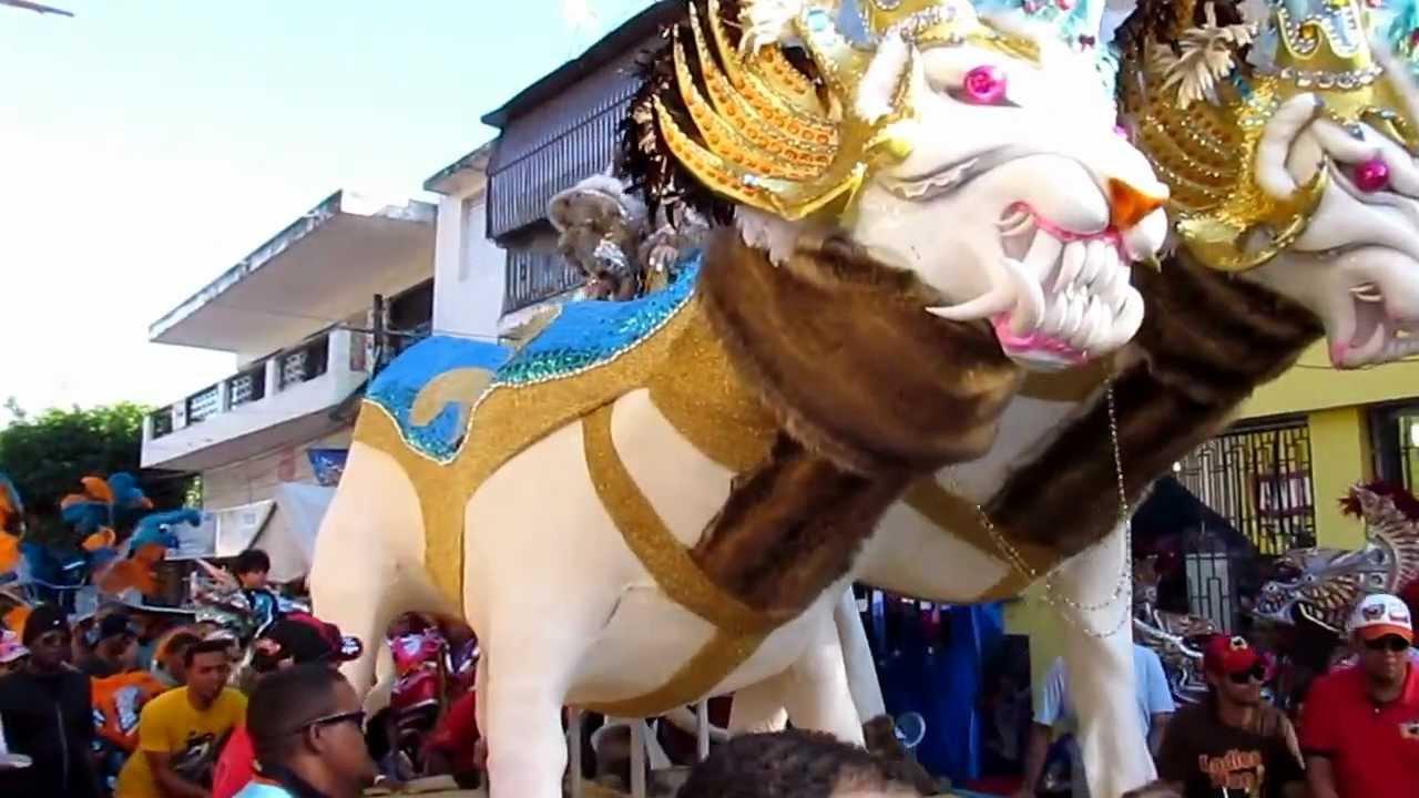 Carnaval De La Vega Republica Dominicana 2013