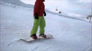 Erciyes Snowboard E-Boy