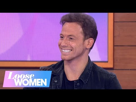 Loose Daddy Joe Swash Gives Us An Update On Baby Rex | Loose Women