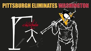 Pittsburgh Eliminates Washington