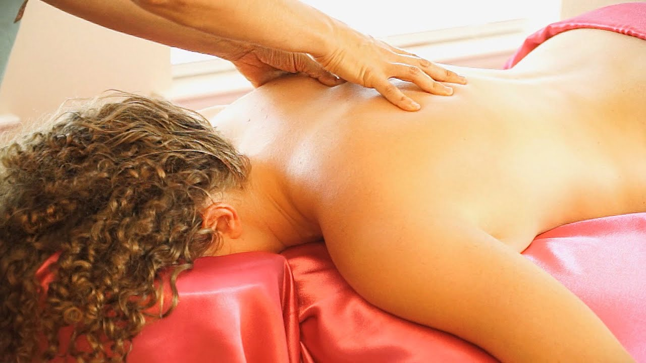 Massage Therapy With Intense Relaxation