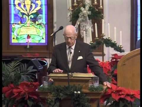 Laurel Springs Baptist Church, Sunday Service, 12/27/2015