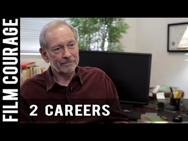 Every Screenwriter Should Think About Two Careers by Eric Edson