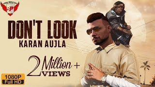 DONT LOOK (Karan Aujla) ll Punjabi GTA Video Song ll Birring Productions
