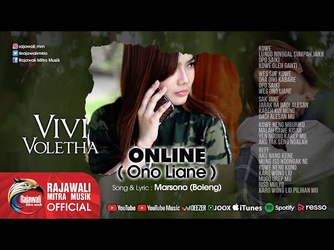 Vivi Voletha - Online (Ono Liane) (Official Music Video)