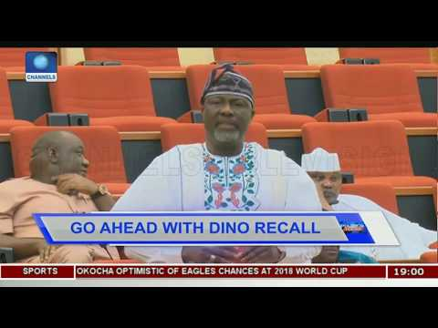 Senator Melaye Reacts To Appeal Court Judgement |Politics Today|